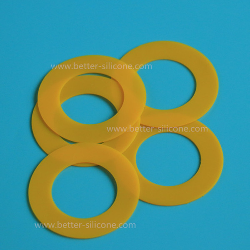 Silicone Rubber Gasket Seal