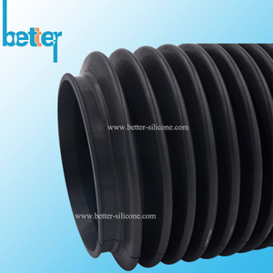 EPDM Rubber Bellows from China manufacturer - Better Silicone