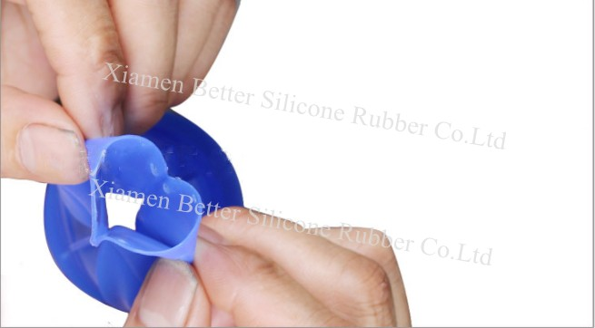 silicone duckbill valves for bathroom sewer floor drain